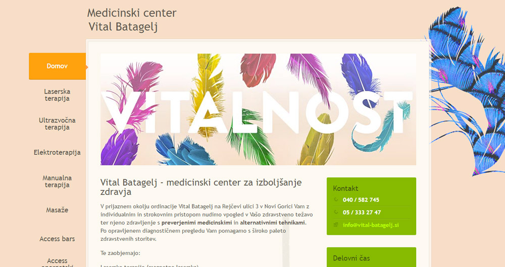 Medicinski center Vital Batagelj